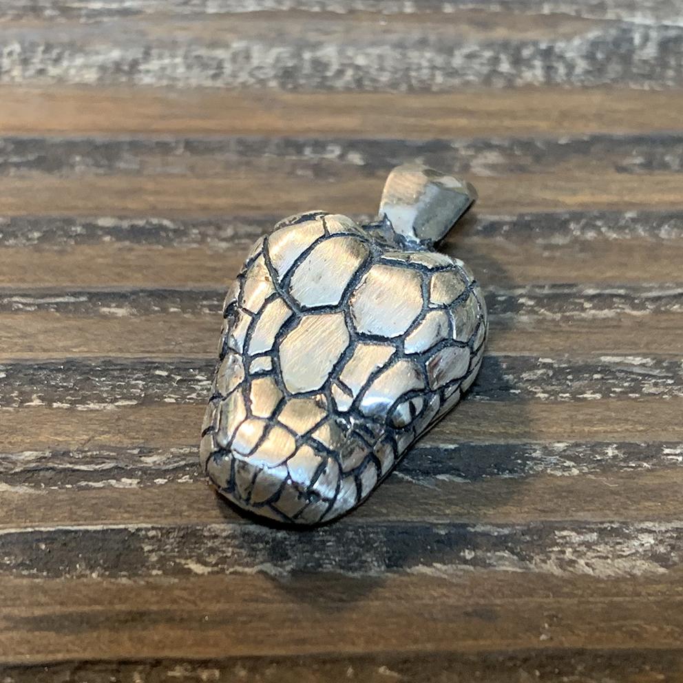 蛇頭 / Snake Head (Silver925)