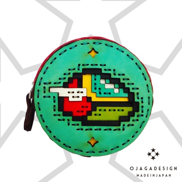 OJAGA DESIGN ファンタジーゾーンコインケース / ANIPPON