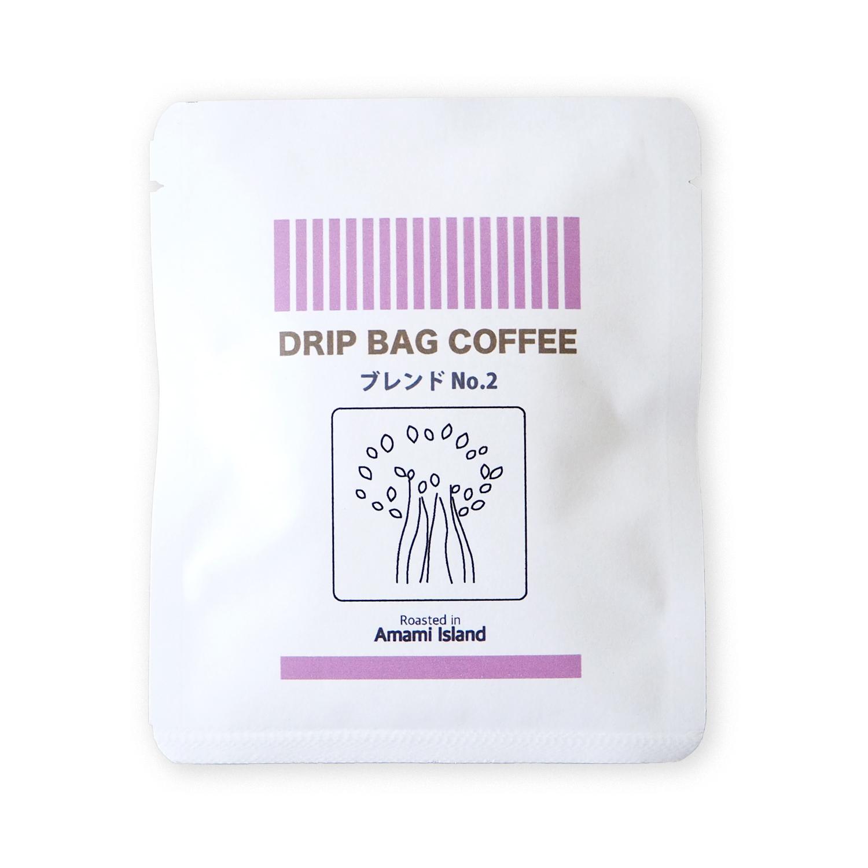 ドリップバッグコーヒー | ブレンドNo.2