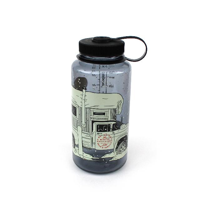 Special Edition / REI Nalgene Bottle 1L / Snow Cmaper