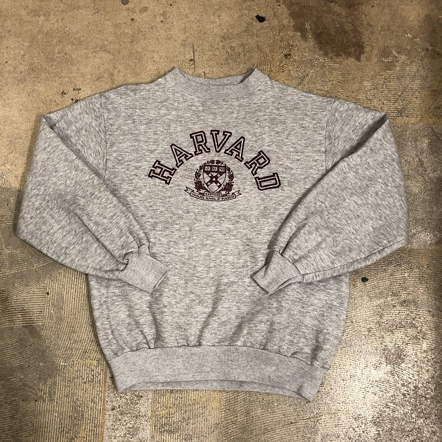 80's Champion Harvard Sweat Shirt