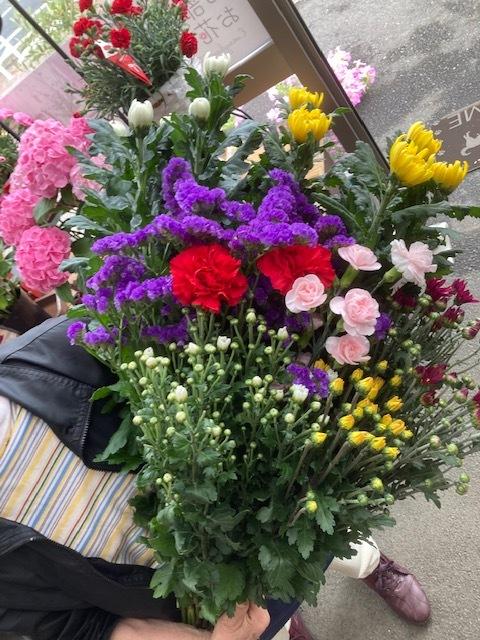 【お仏花、お供え、ご法事用】菊まつり