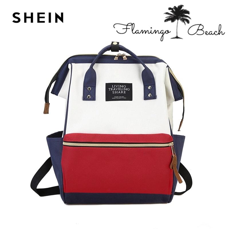 【FlamingoBeach】 color backpack