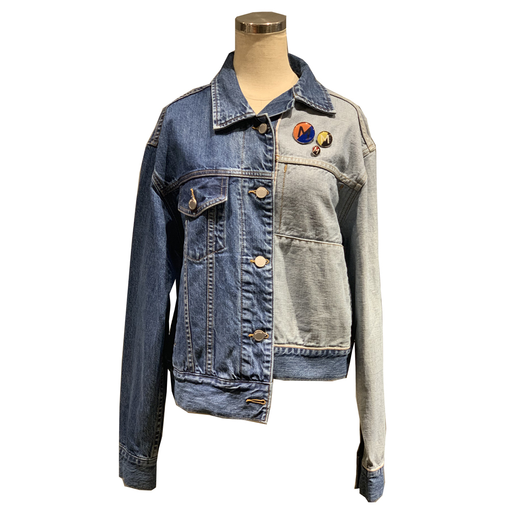 MONSE Inside Out Denim Jacket