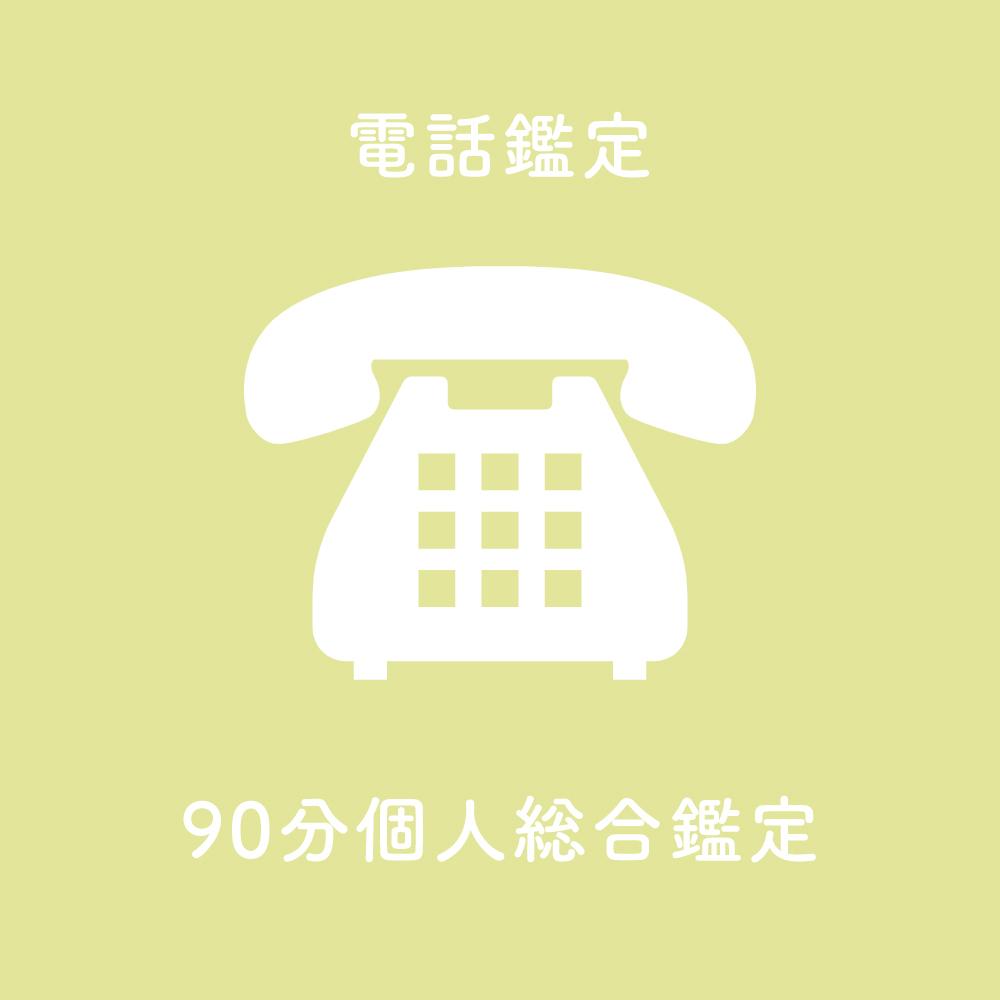 電話鑑定(個人鑑定/90分鑑定)