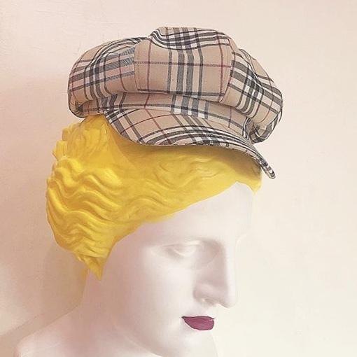 ♡check casquette