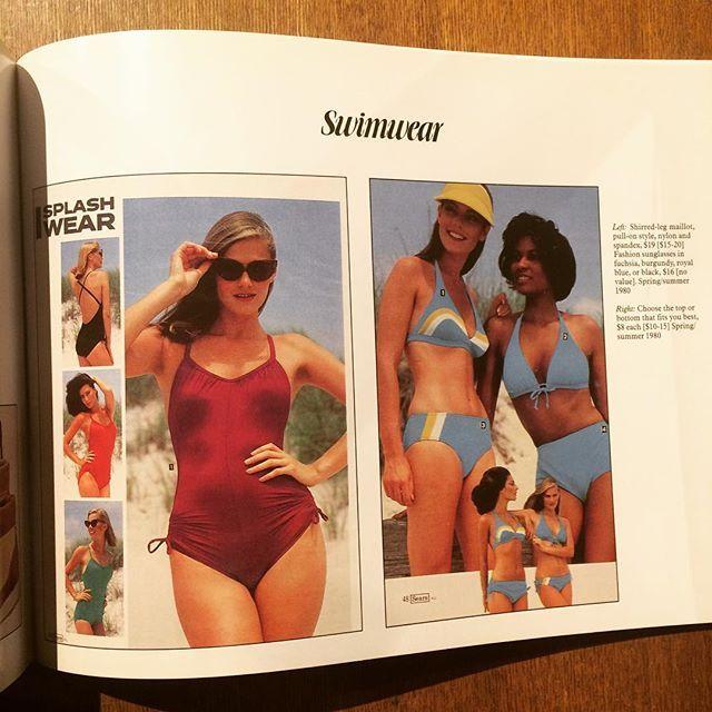ファッションの本「Fashionable Clothing from the Sears Catalogs: Early 1980s」 - 画像3