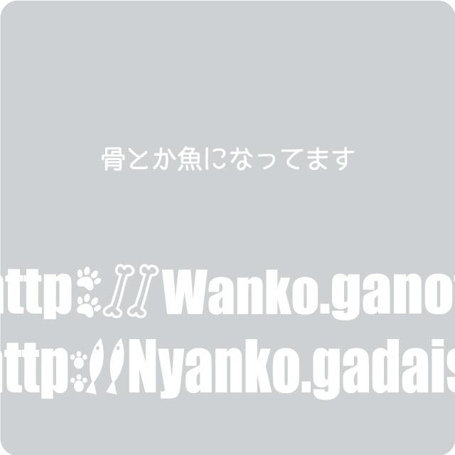 にゃんこが乗っています.com ver.2(白)