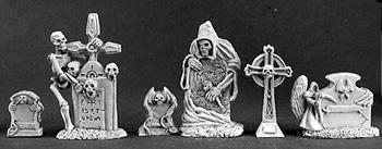 哀しき墓標(6個) - 画像2