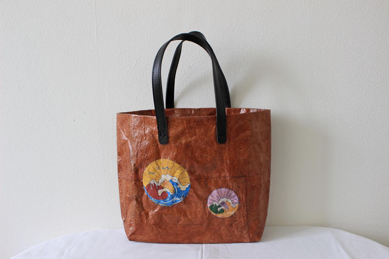カジュアルトートバッグM <Casual Tote Bag size M>