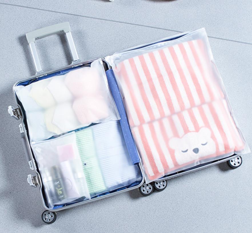 スーツケース収納☆密封袋6枚セット