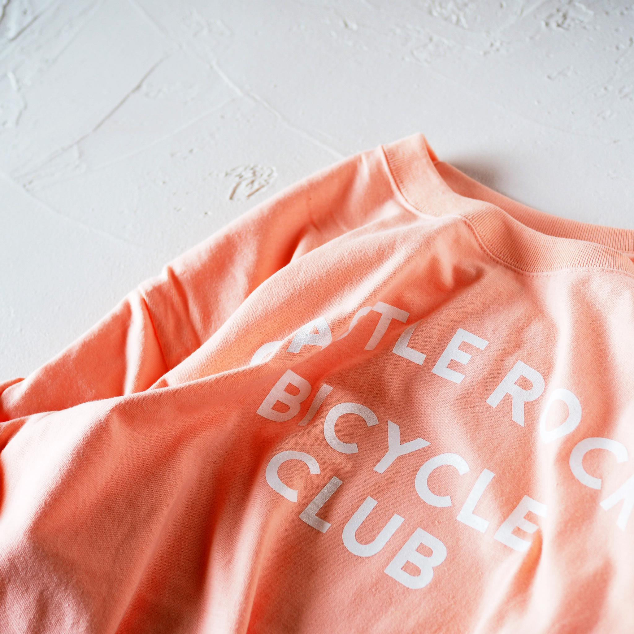 CBC LOGO TEE Cotton candy(Tシャツ)