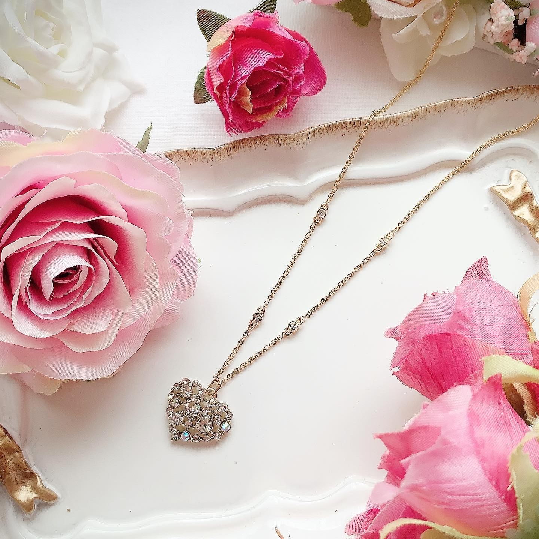 twinkle heart♡ネックレス