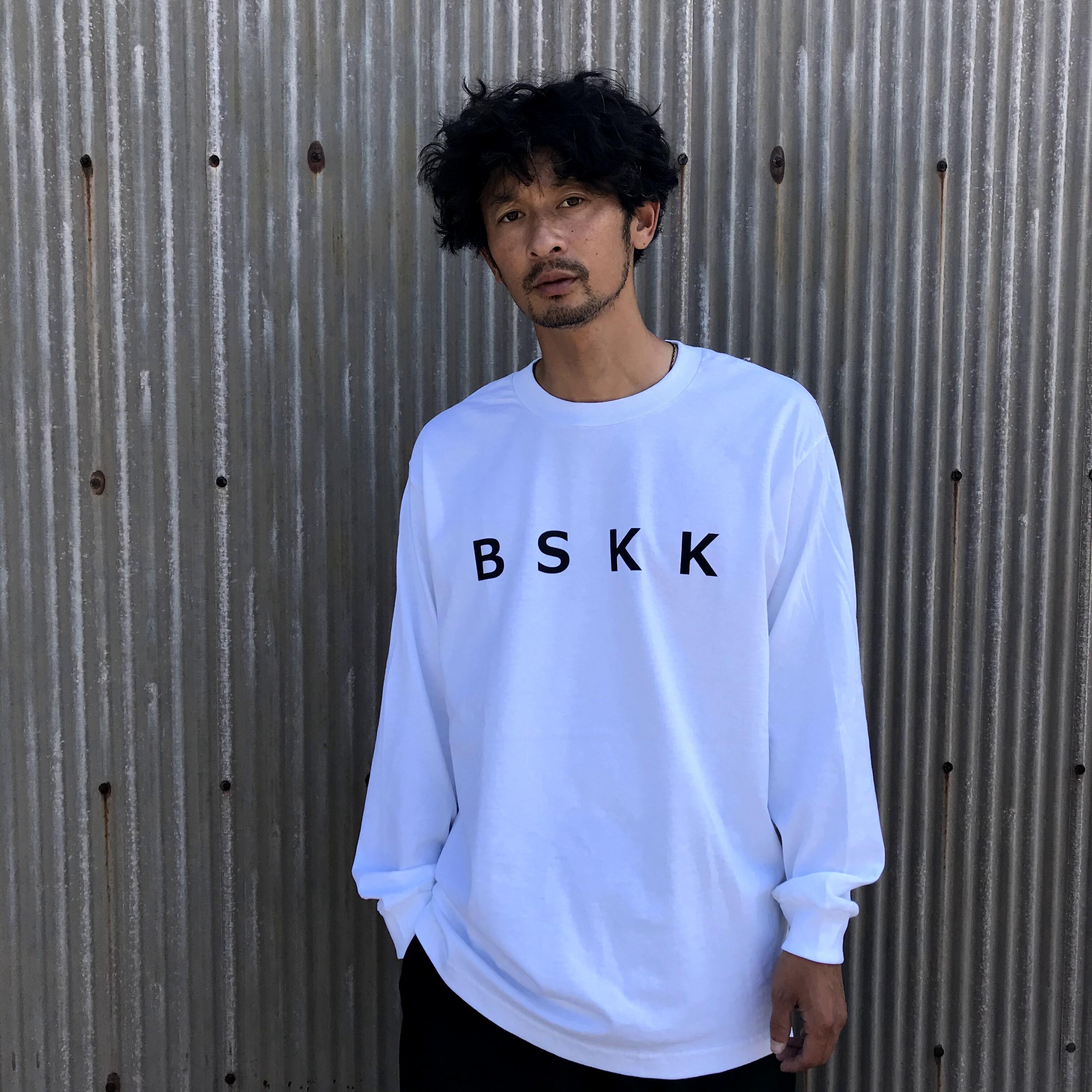 BSKK BASIC LOGO LONG TEE