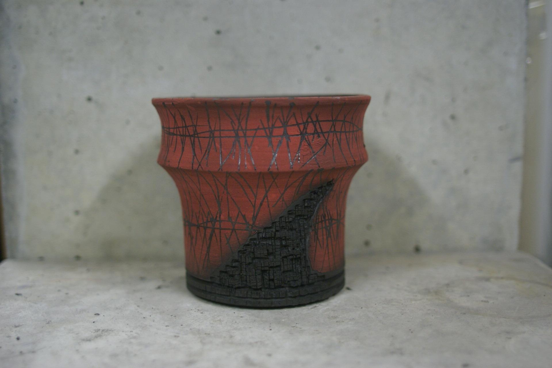 KAMAKAZE CYLINDER RED 04