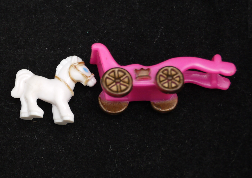 ポーリーポケットの人形 95年キラキラプリンセス物語