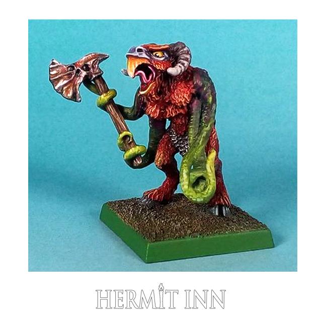 深淵の獣人:名状しがたき鳥獣 - 画像1
