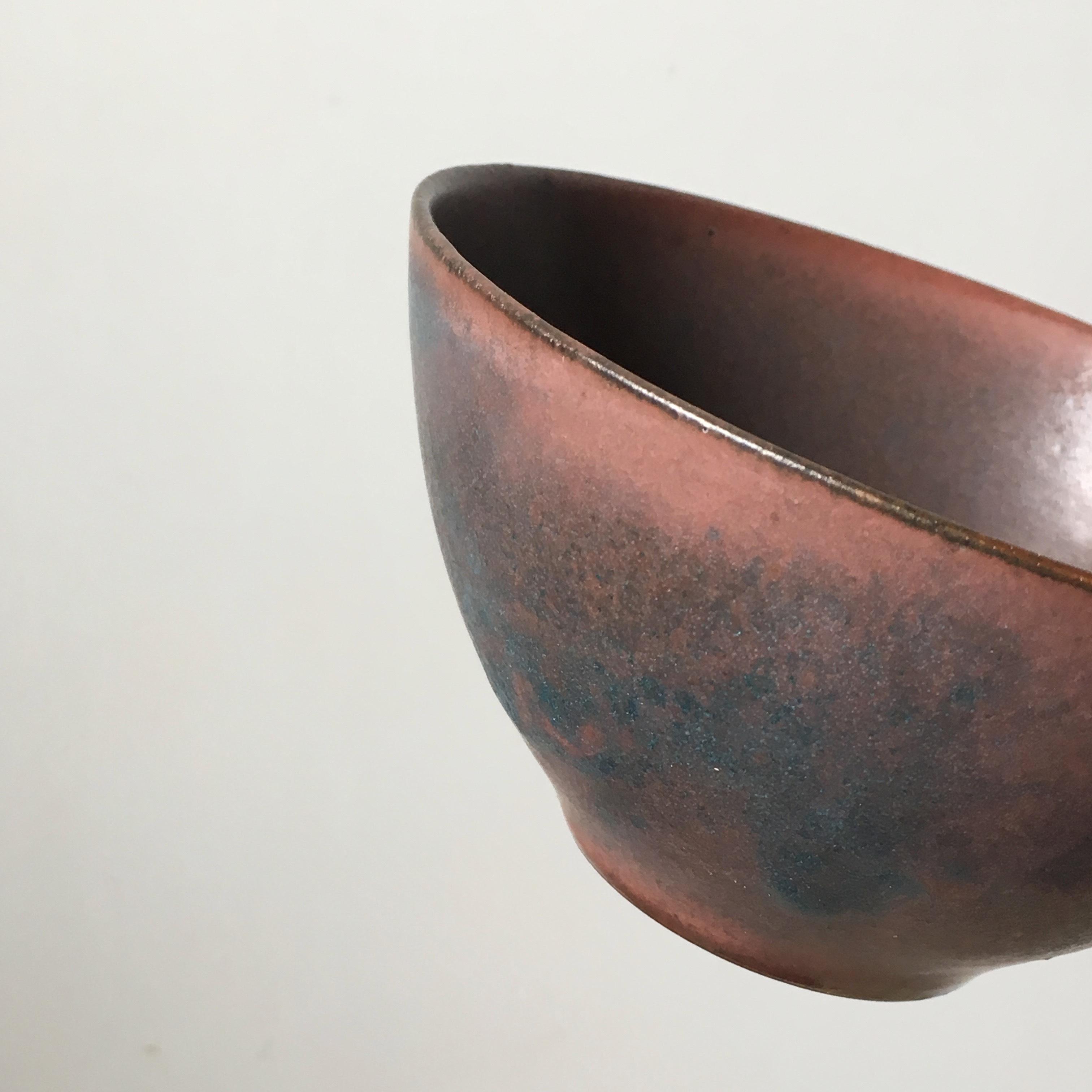 pottery bowl S  /  keisuke nagayoshi