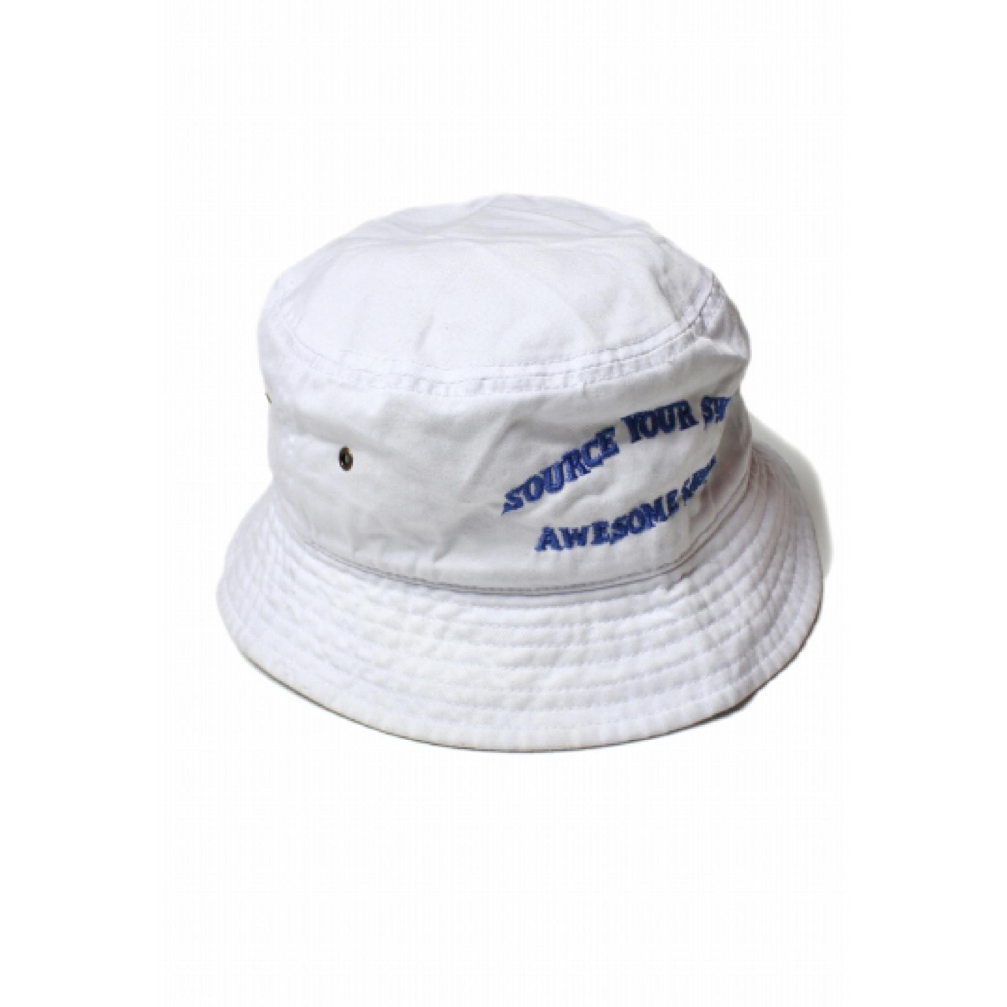 RUTHLESS #R-Sauce Bucket Hat