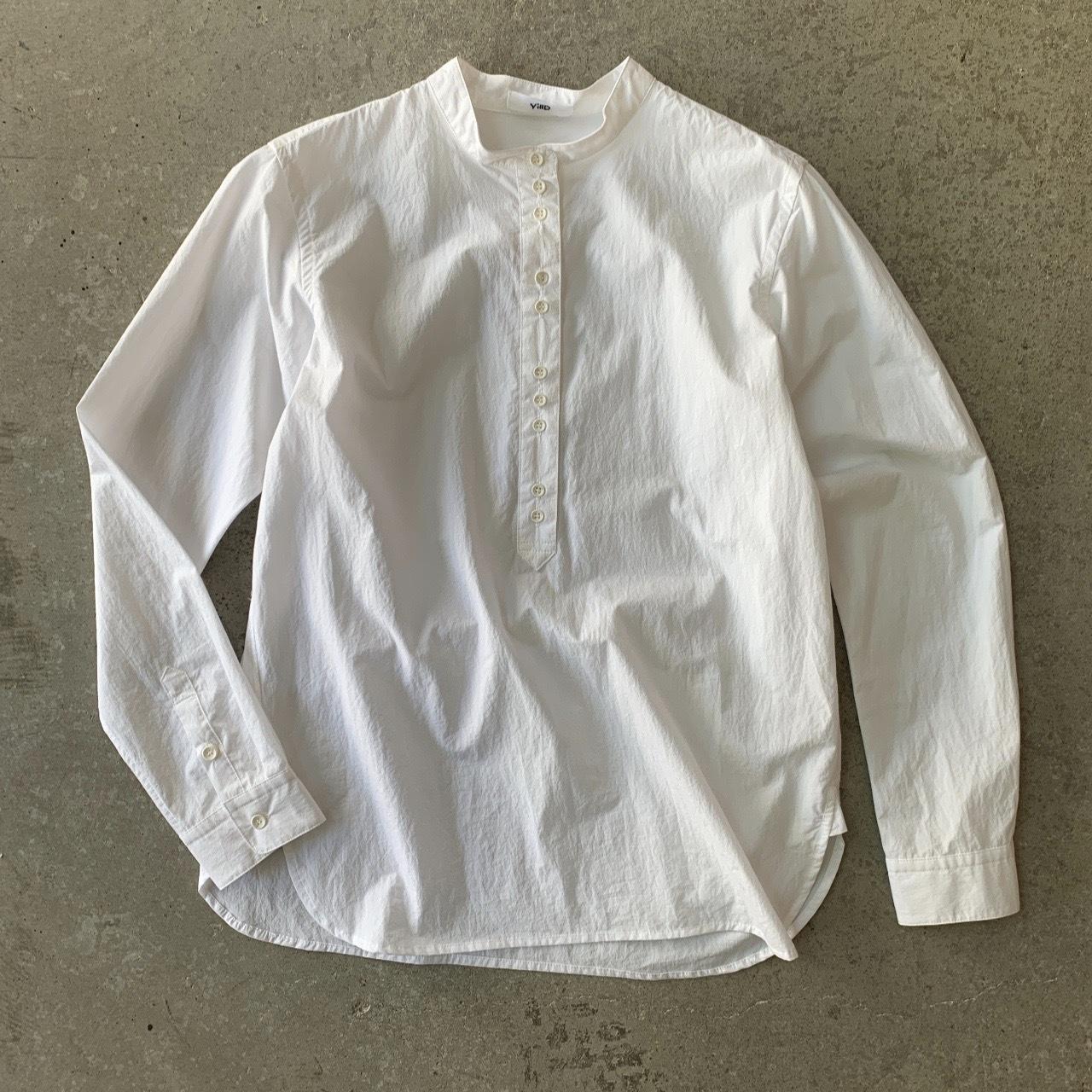 VillD - stand collar shirt