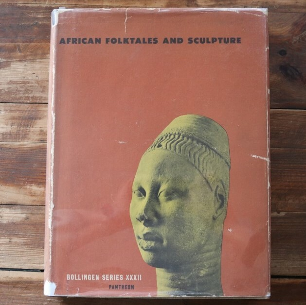 AFRICAN FOLKTALES AND SCULPTURE / Paul Radin