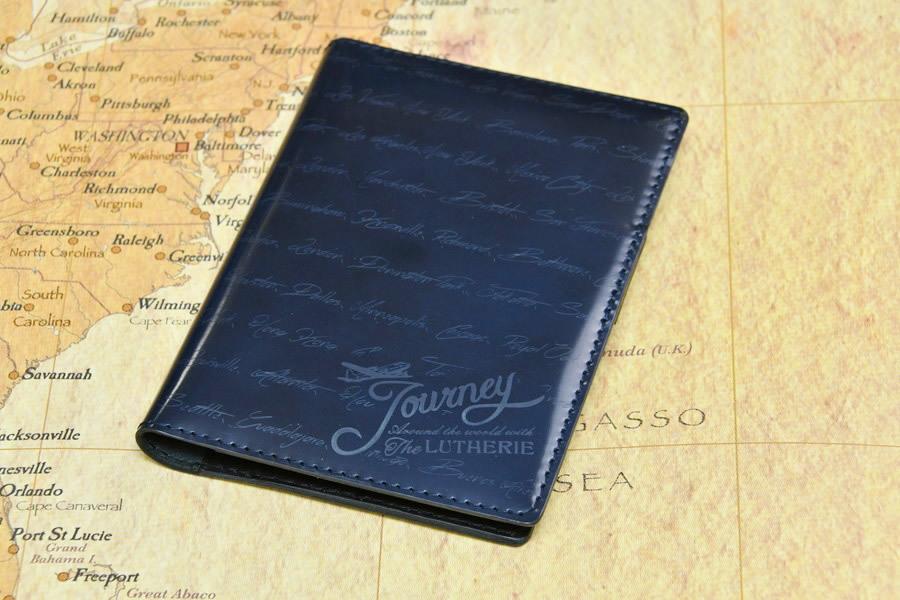 Journeyパスポートケーススリム