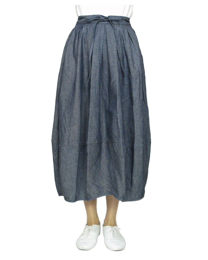 FS tack cocoon skirt Lot:25010 - 画像3