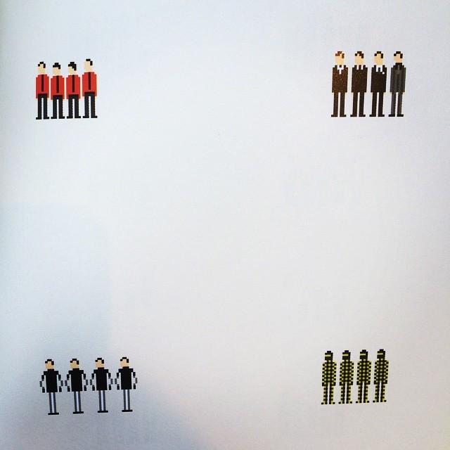 イラスト集「Minipops/Craig Robinson」 - 画像3