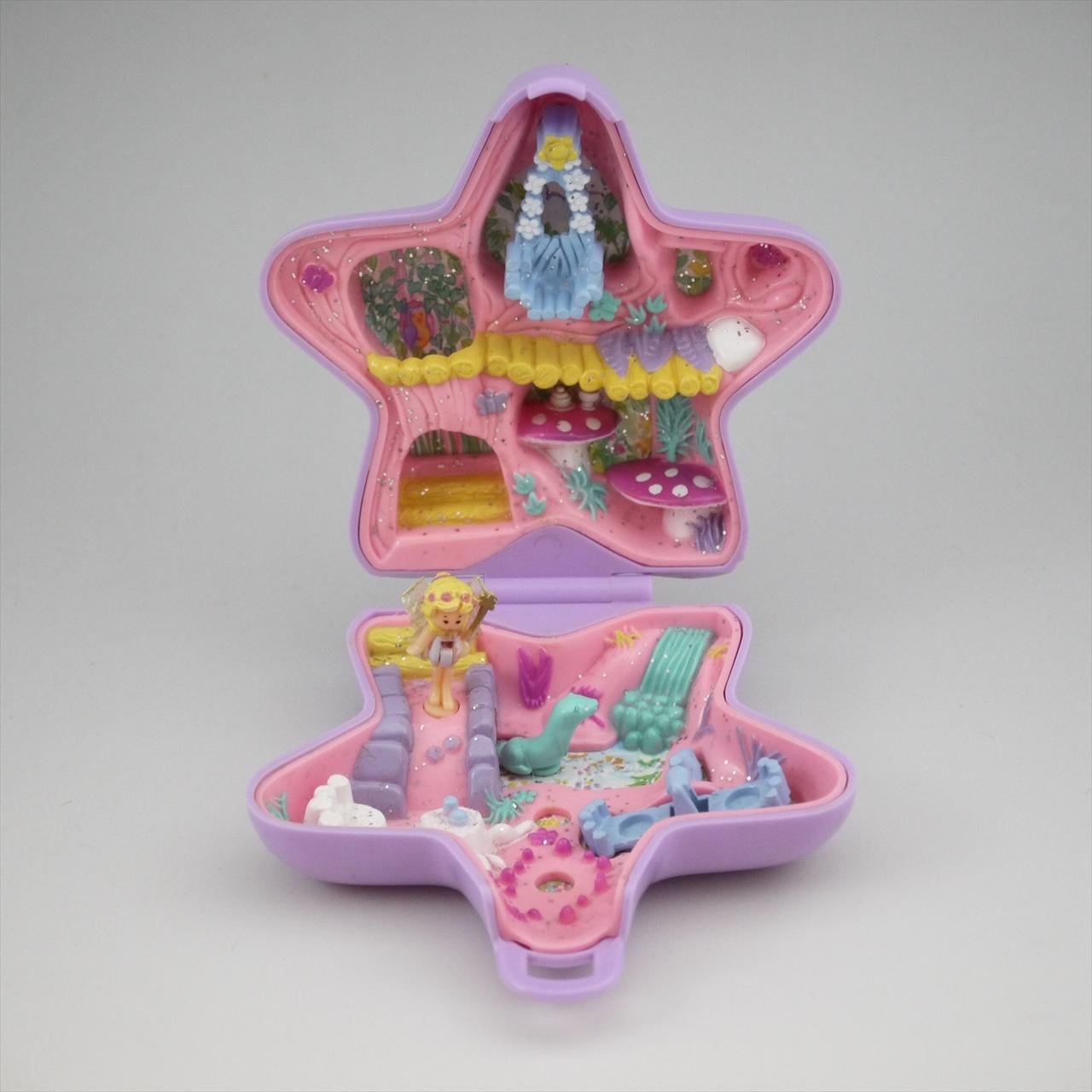 1992年人気の妖精シリーズ ふしぎの森へピクニック 完品