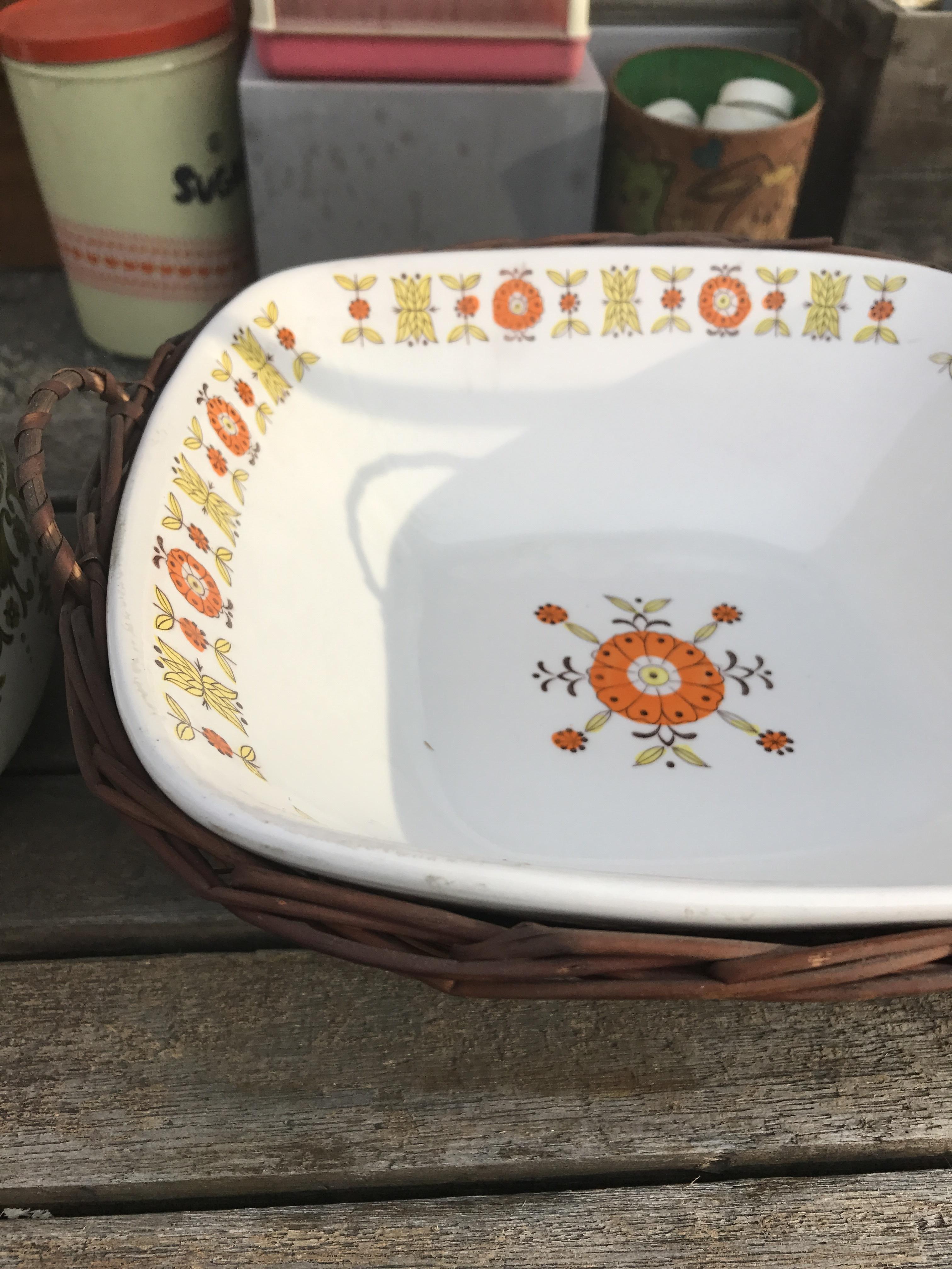 レトロ 大きな鉢
