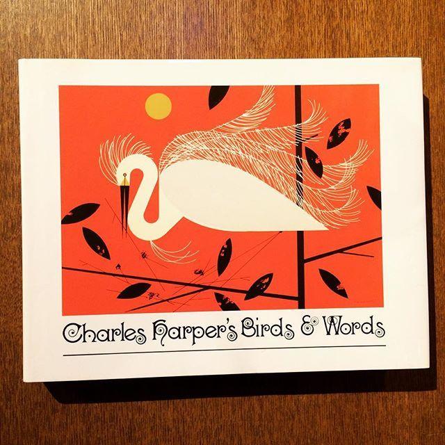 イラスト集「Charles Harper's Birds & Words」 - 画像1