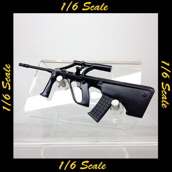 【01536】 1/6 Dollfigure ステアー AUG ライフル