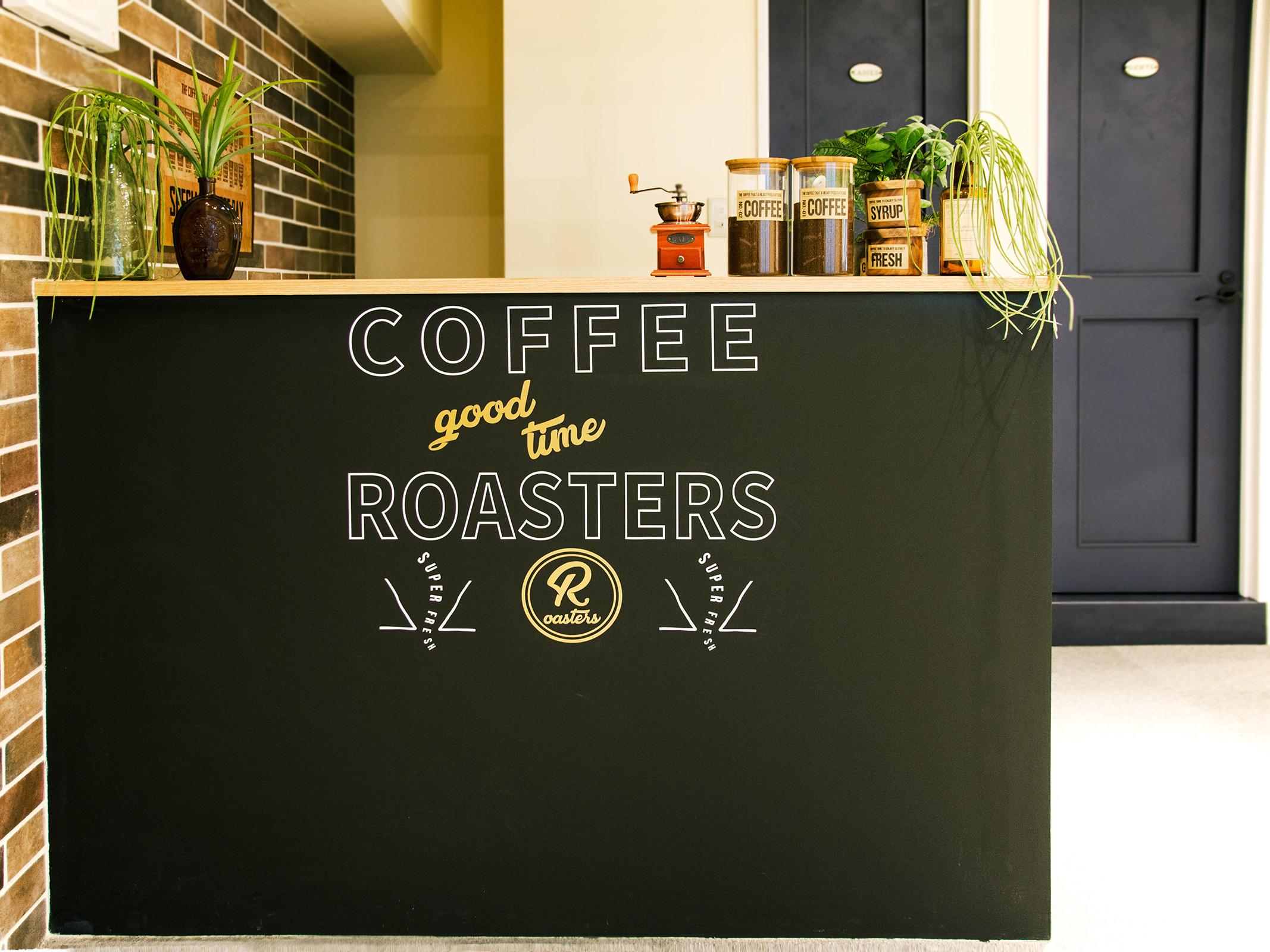 カフェ風インテリアにピッタリ COFFEEウォールステッカー