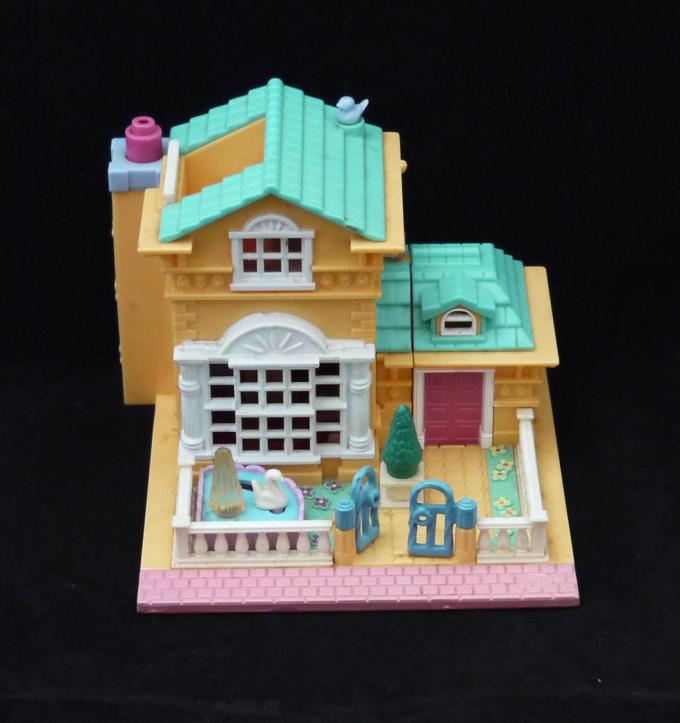 ライトアップおしゃれな別荘  1994年  完品