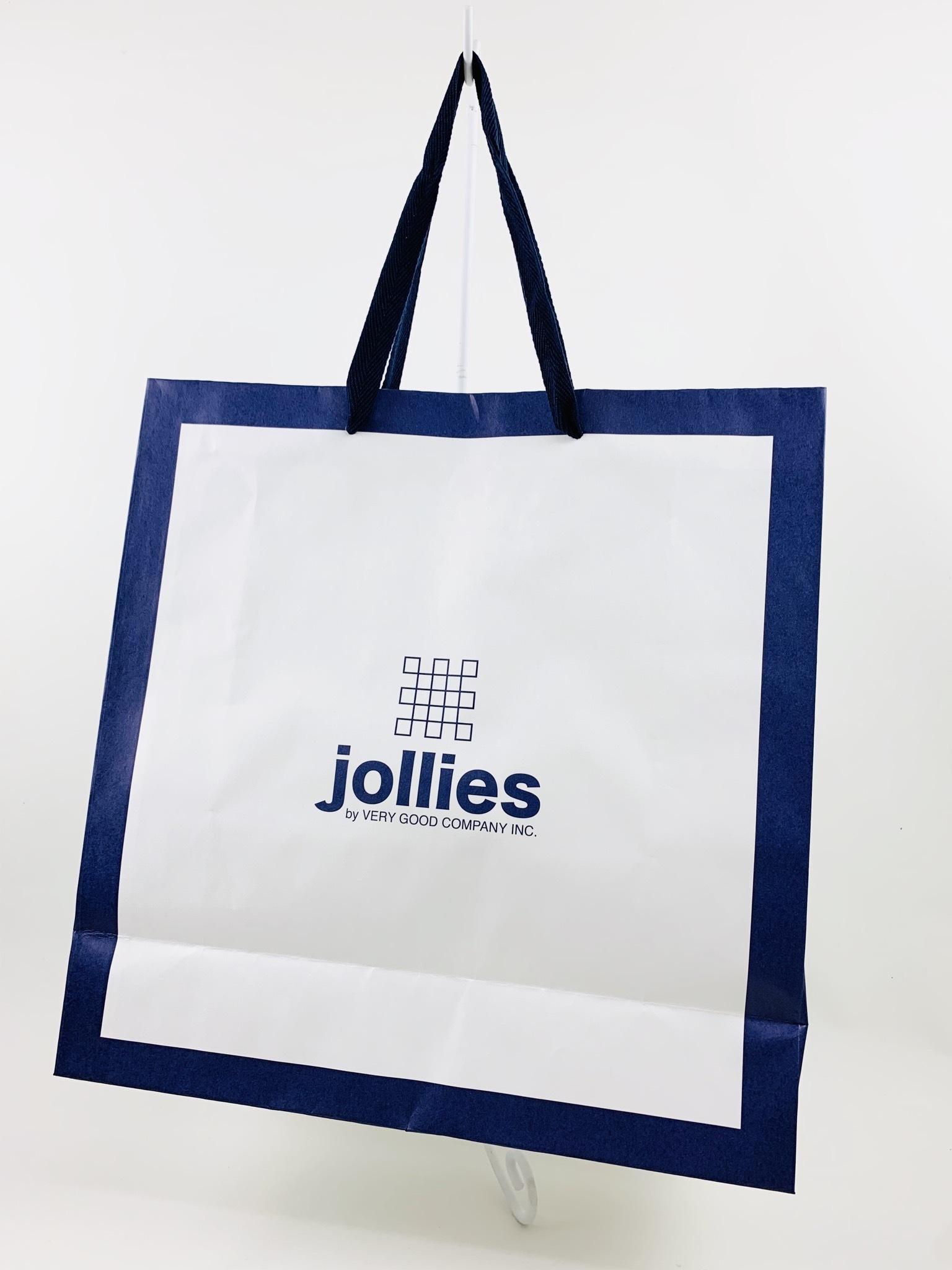 紙袋(jollies bag用)