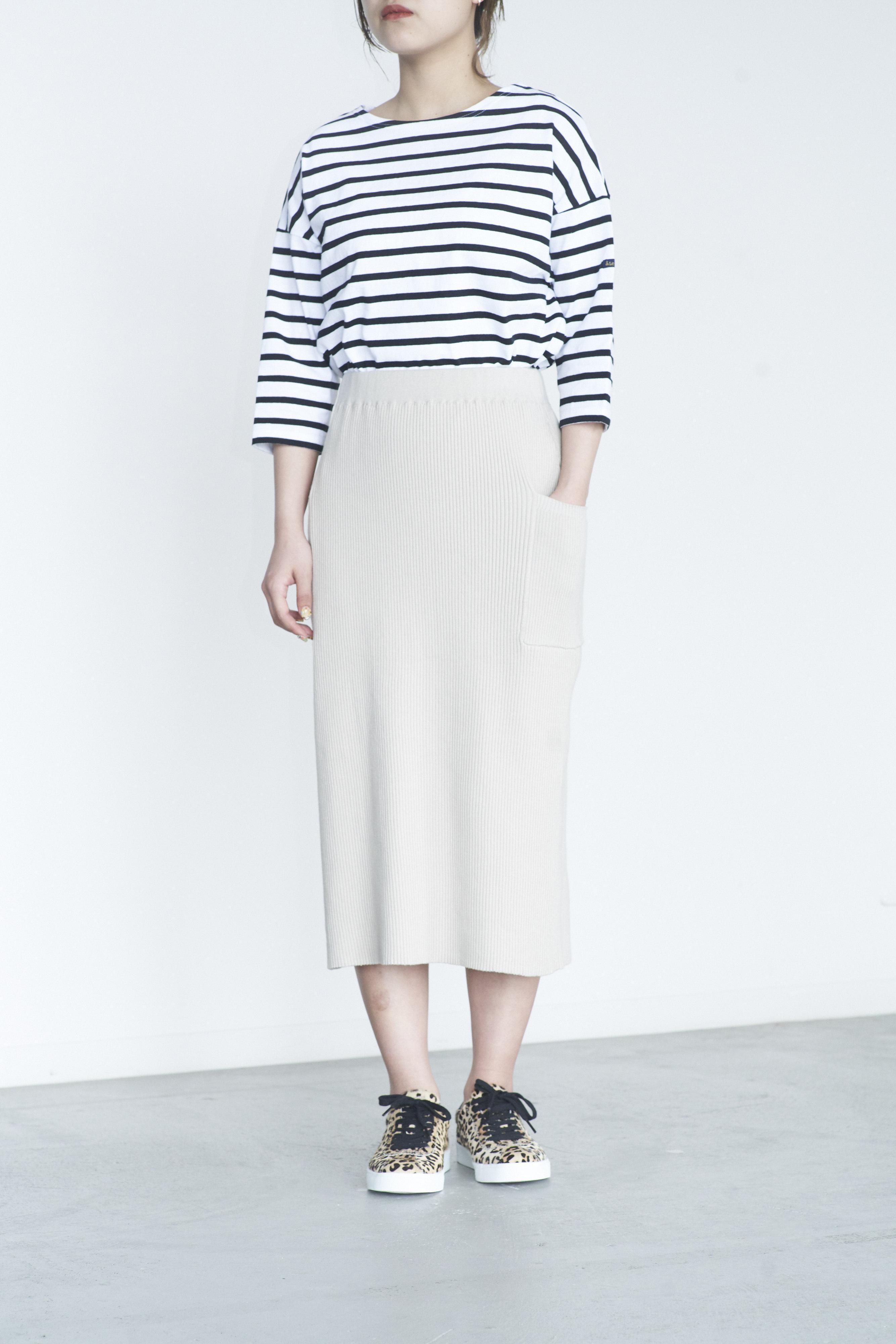 Audrey and John Wad Tight skirt