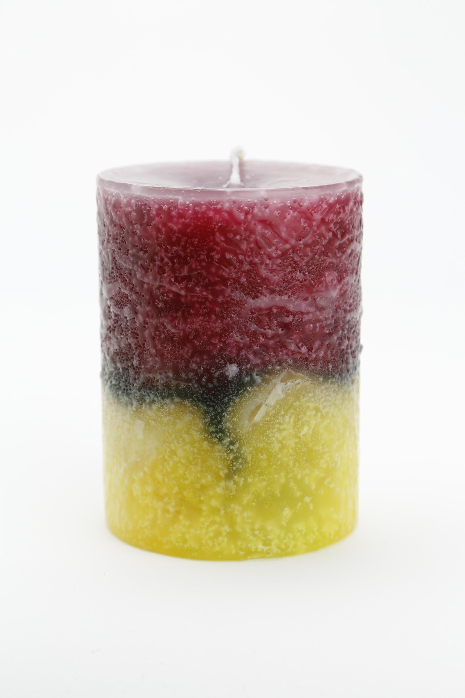 No.23 Candle Cylinder 76 1800  キャンドル