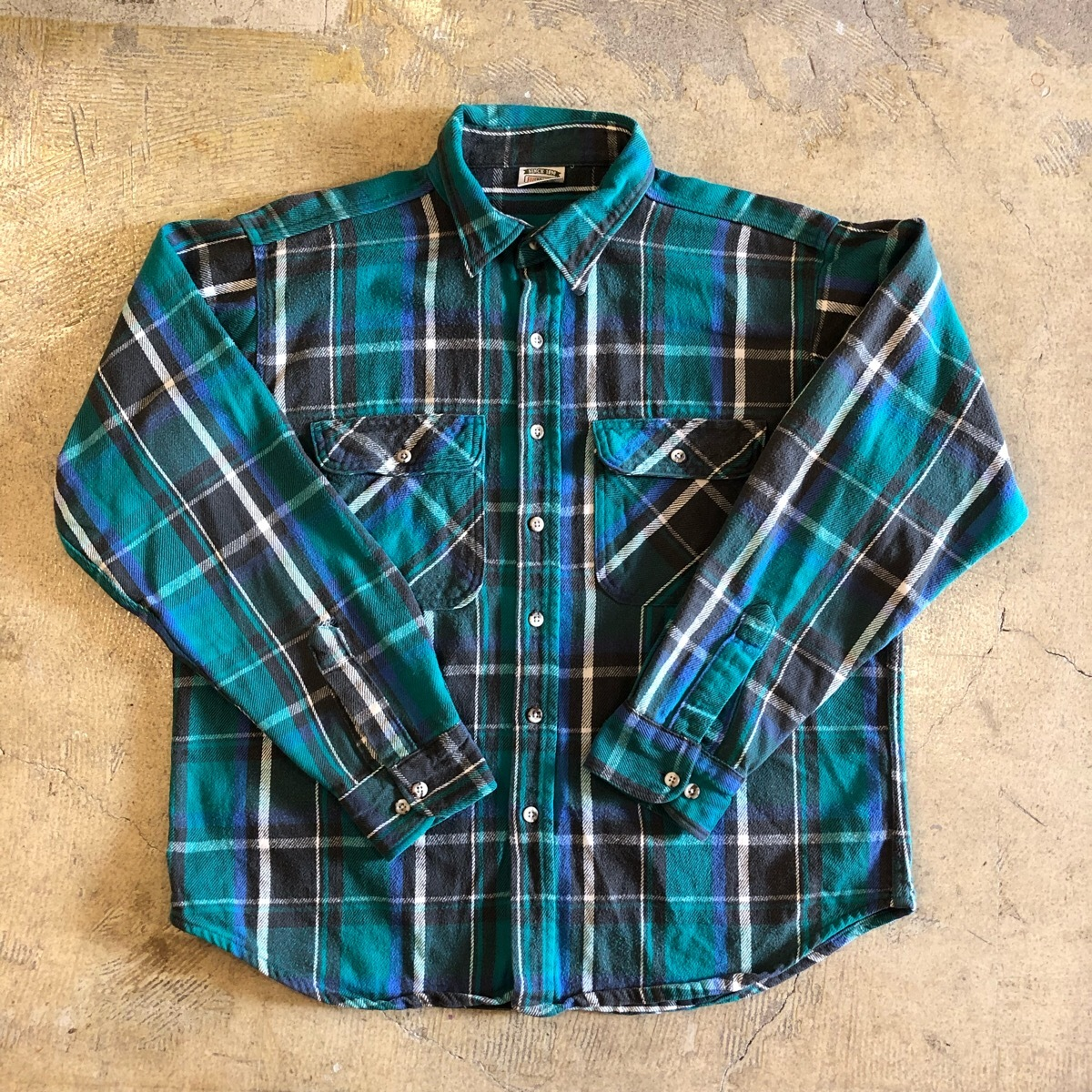 Five Brothers Flannel Shirt ¥4200+tax