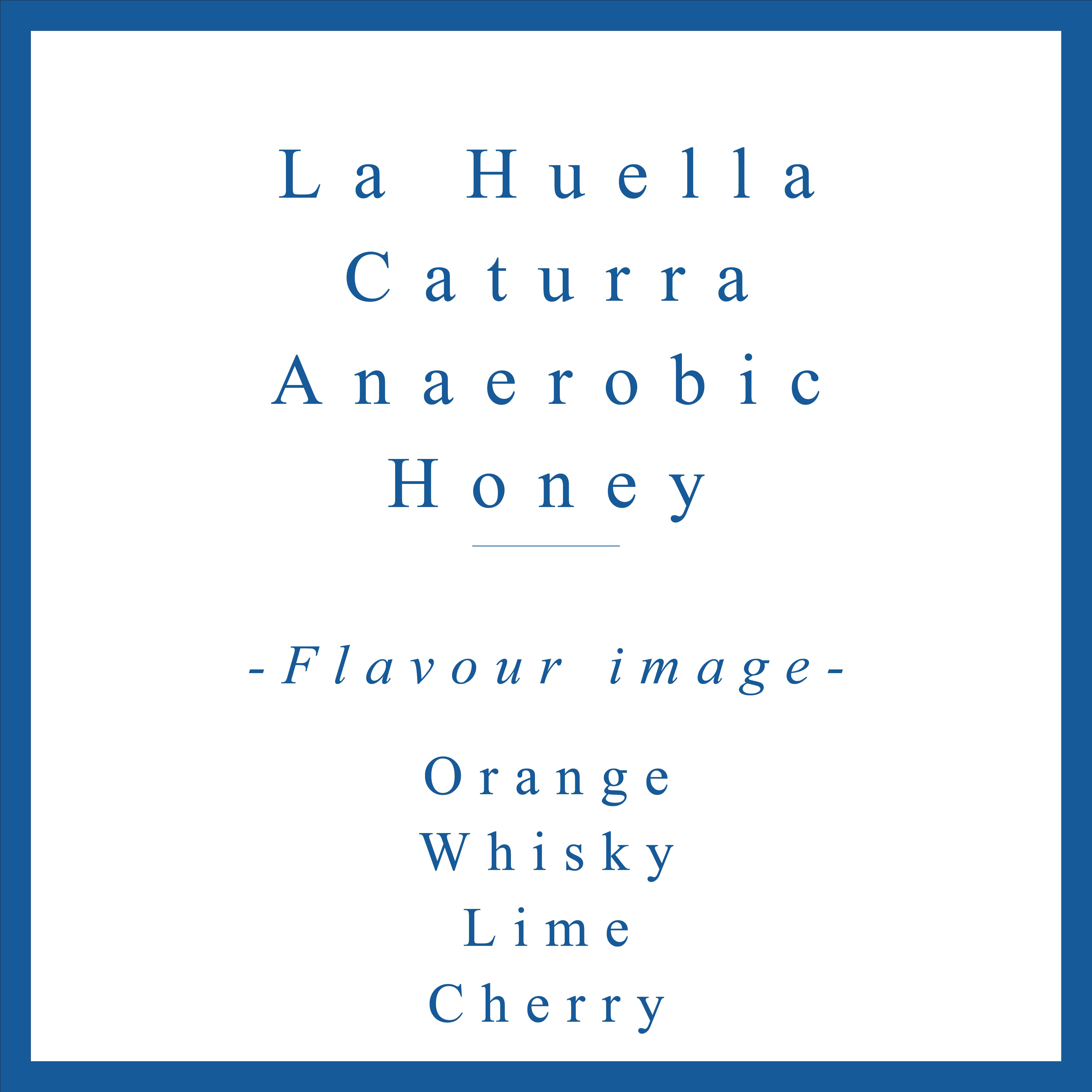 La Huella Caturra Anaerobic Honey