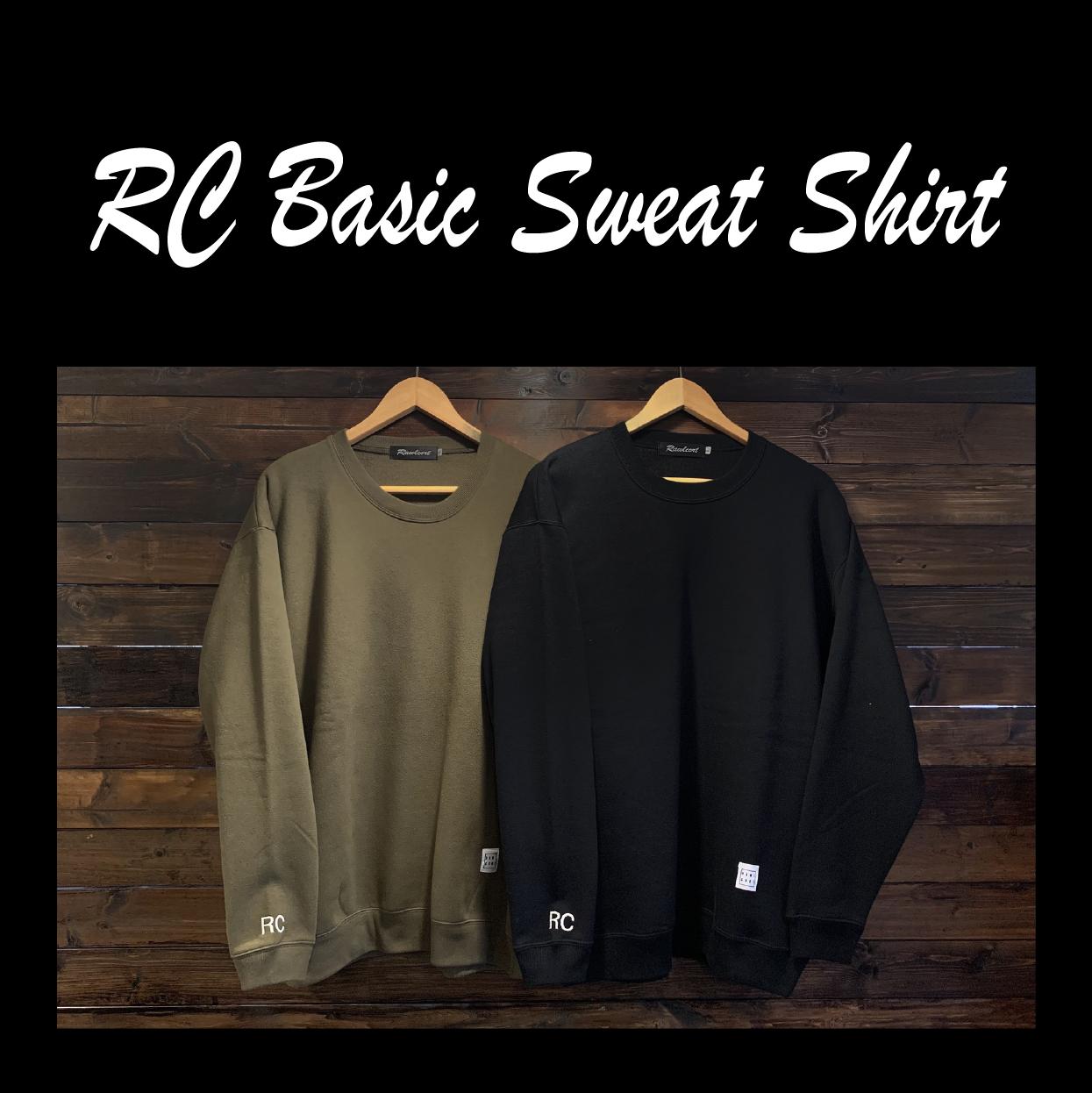 RC Basic Sweat Shirt