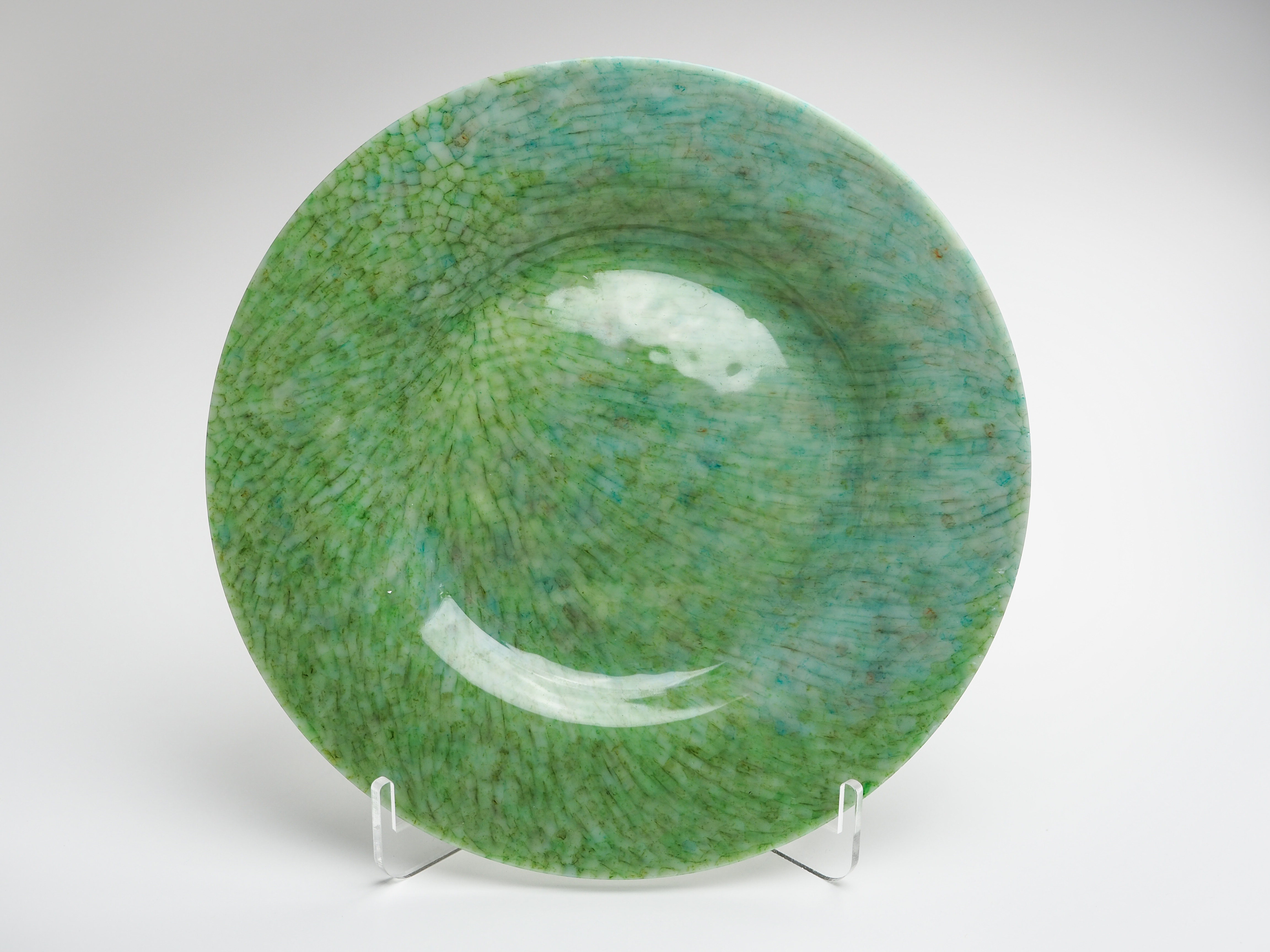 平皿-N(黄緑)fp-n-4