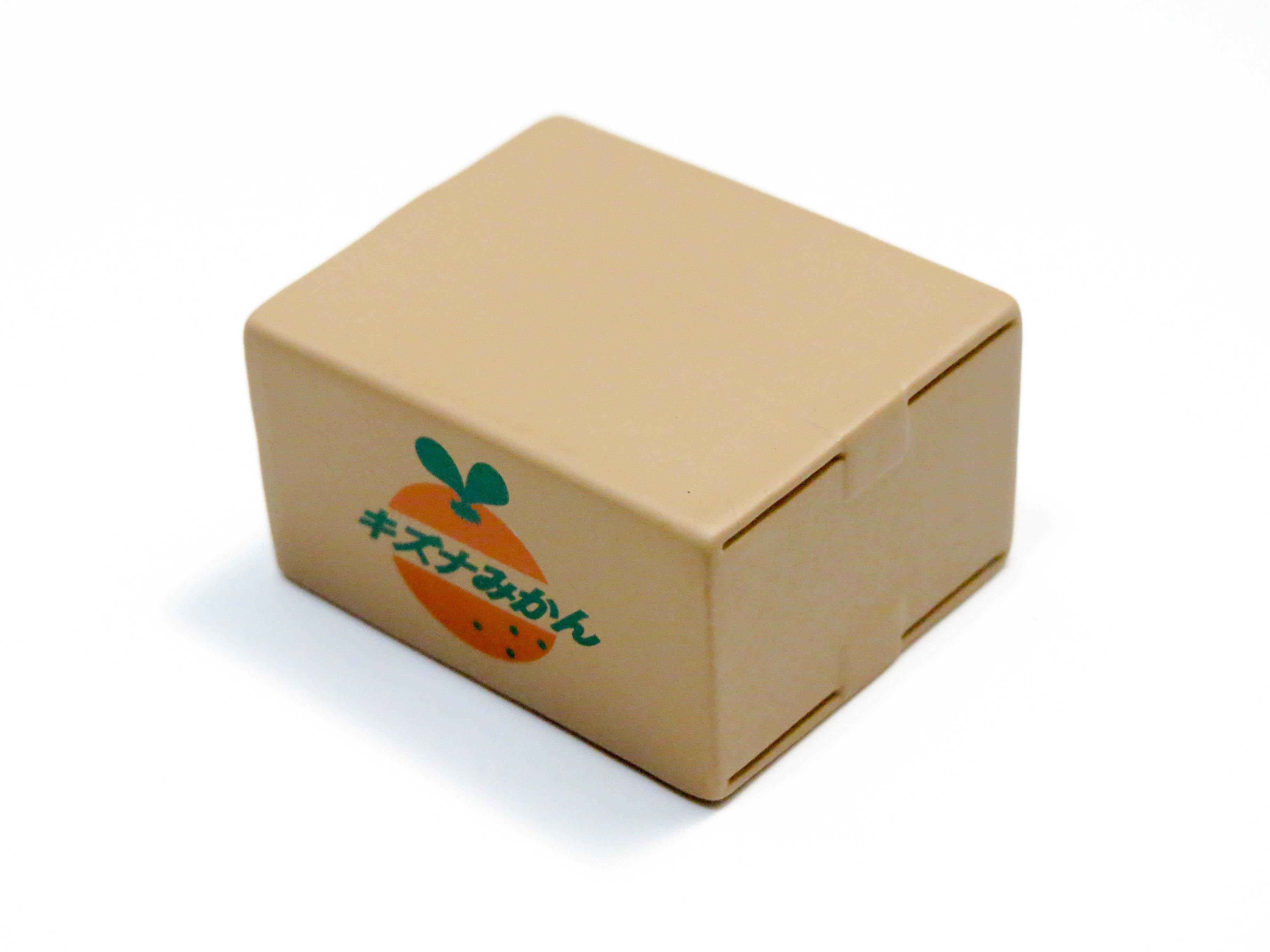 再入荷【899】 キズナアイ 小物パーツ みかん箱 ねんどろいど