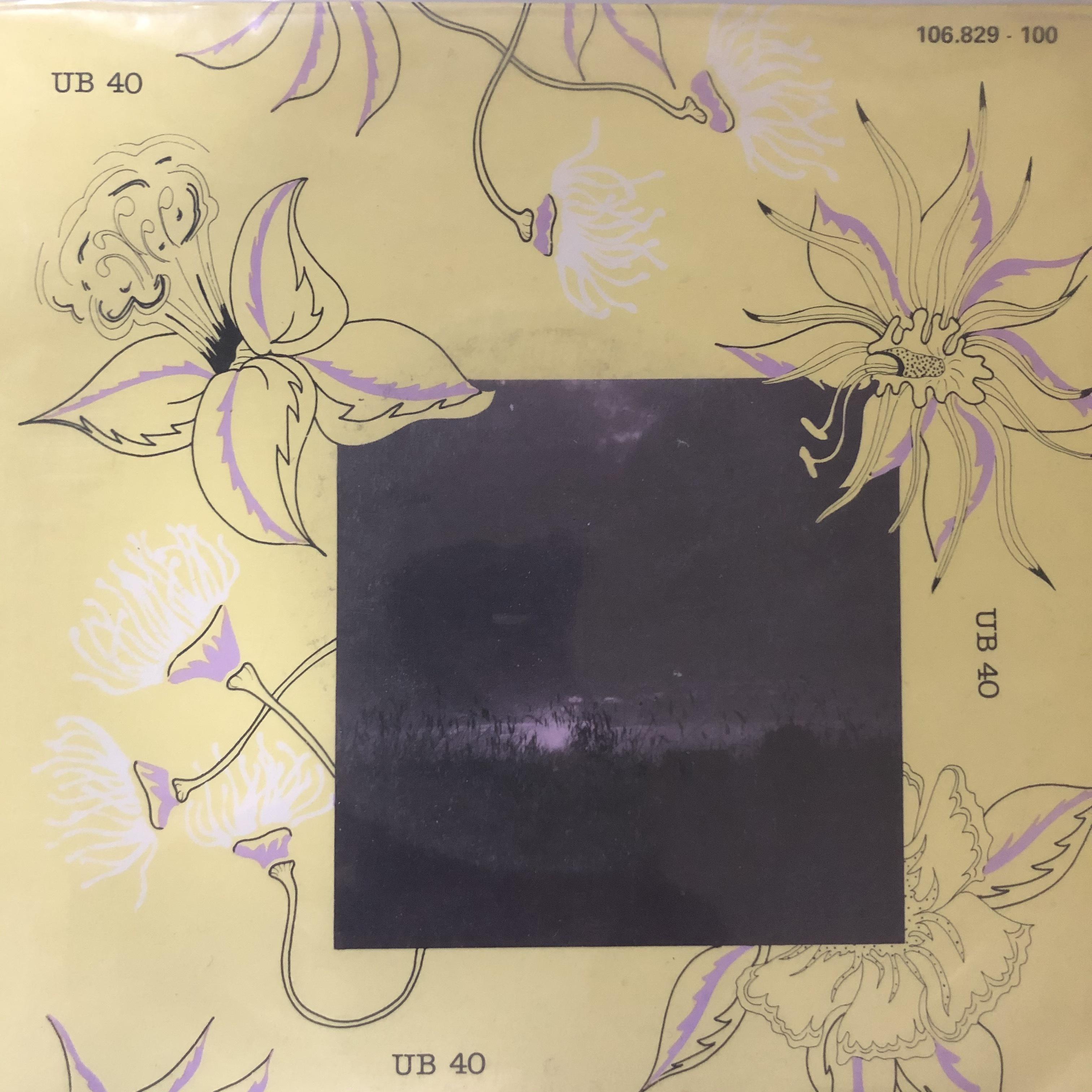 UB 40 - If It Happens Again【7-20546】