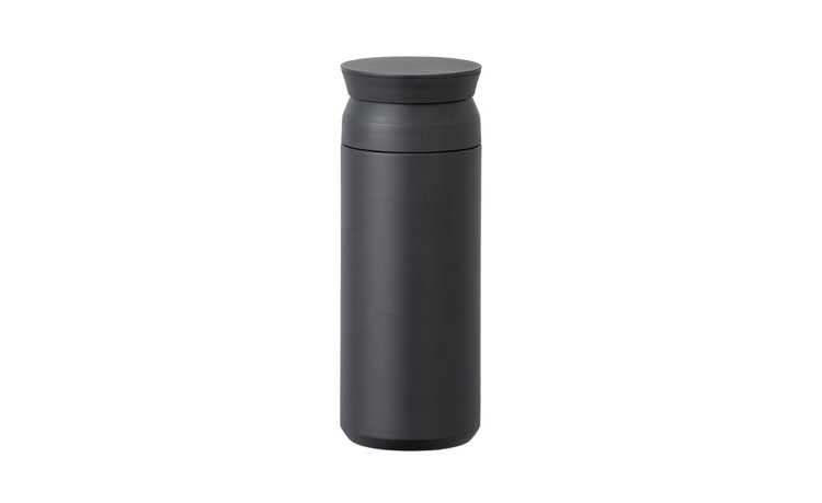 KINTO トラベルタンブラー500ml カーキ/ブラック