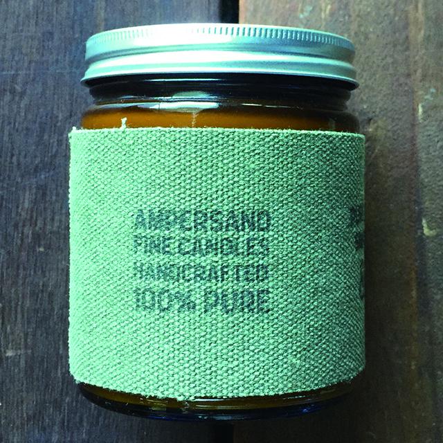 9oz Amber Jar Candle -FIG SWEET- キャンドル Candles - 画像2