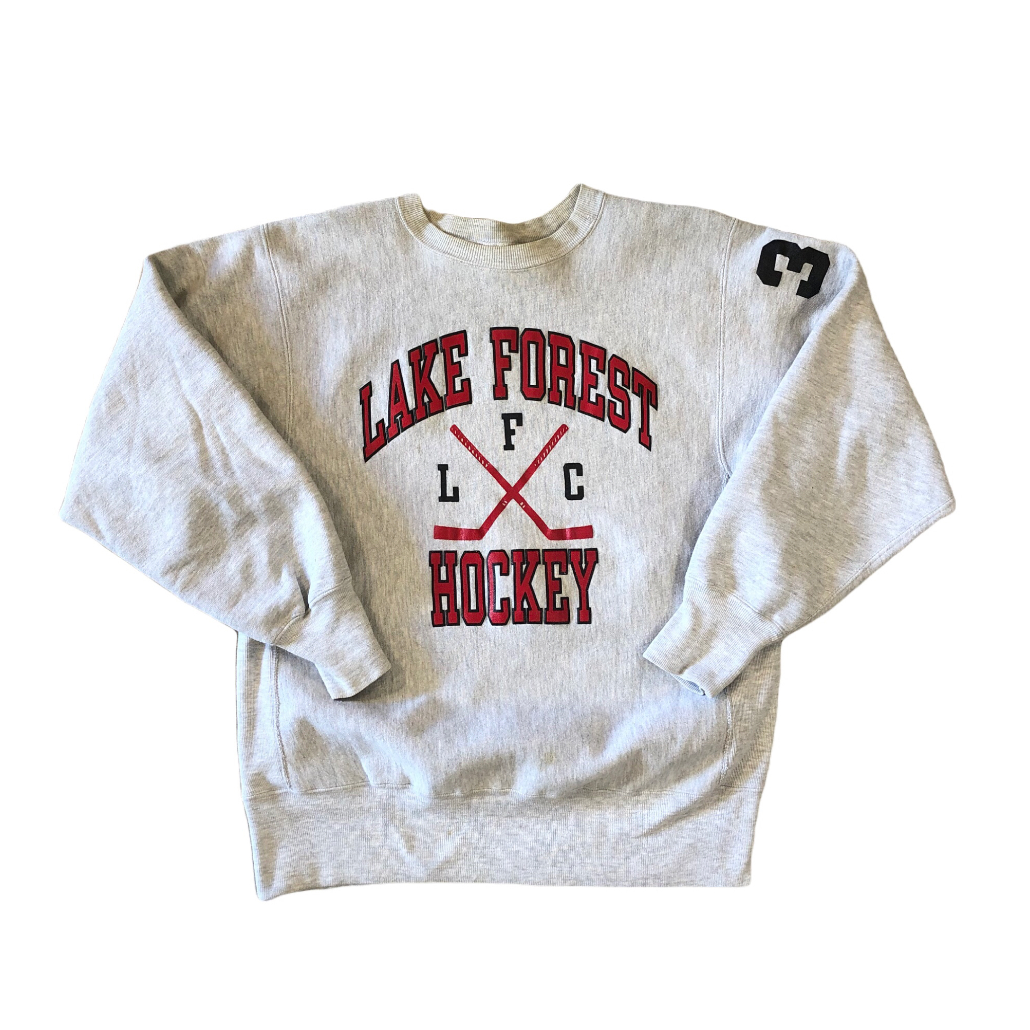 Champion R/W Lake Porest Hockey Sweat ¥14,800+tax