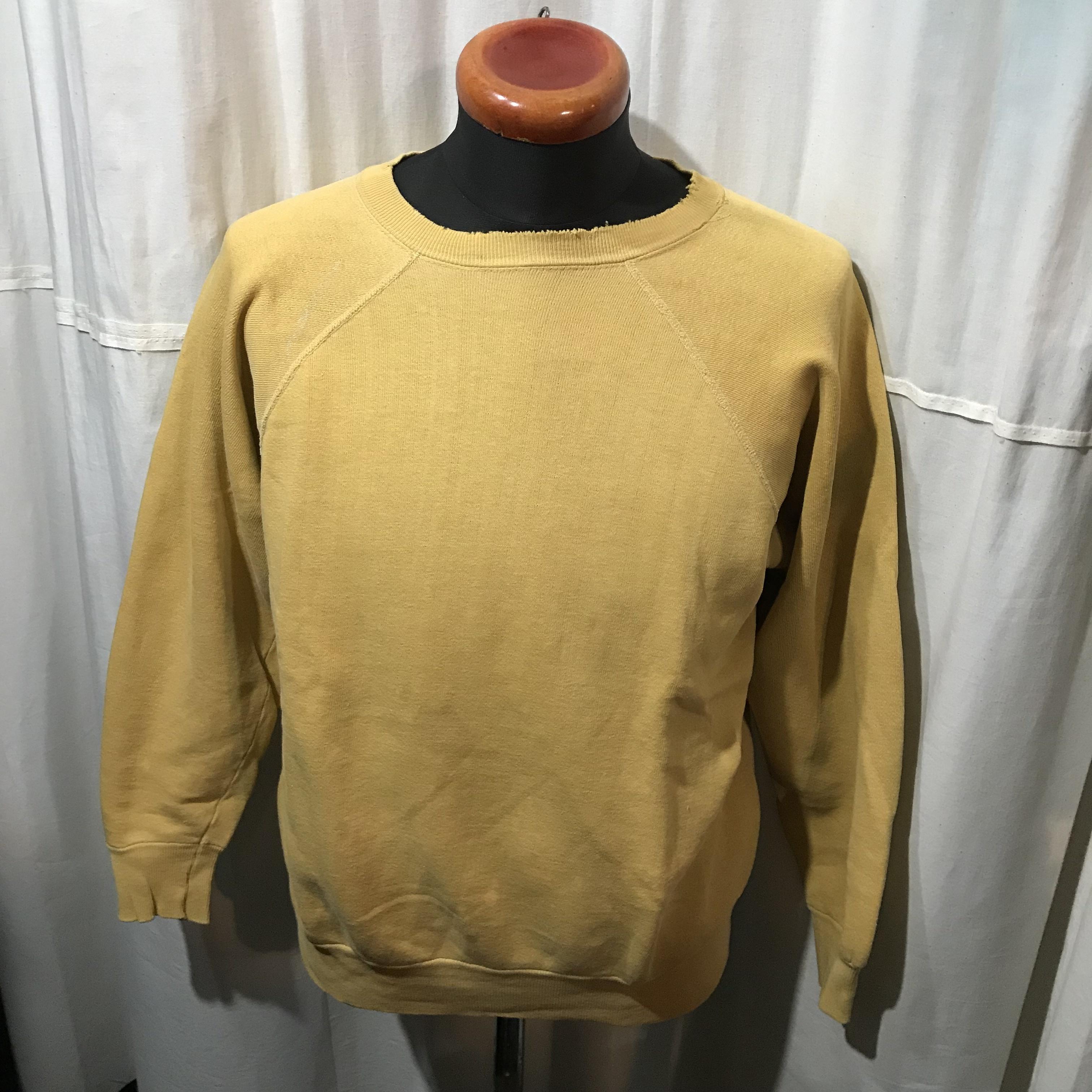 70's vintage Hanes スウェットシャツ メンズM~L