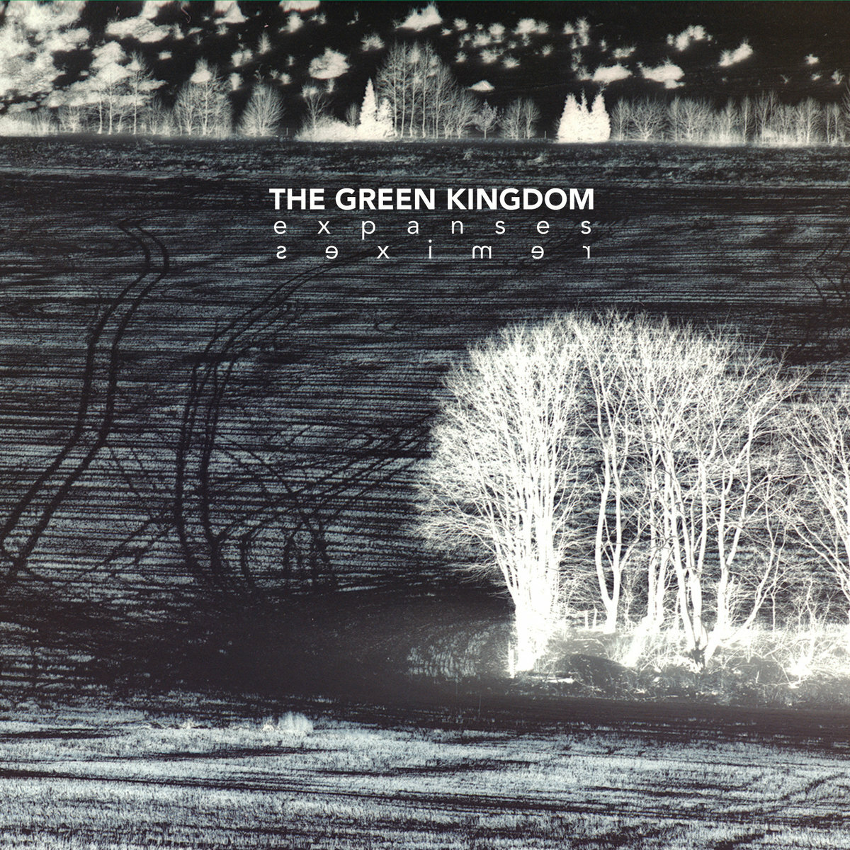 The Green Kingdom「Expanses Remixes」(DRONARIVM)[2CD]