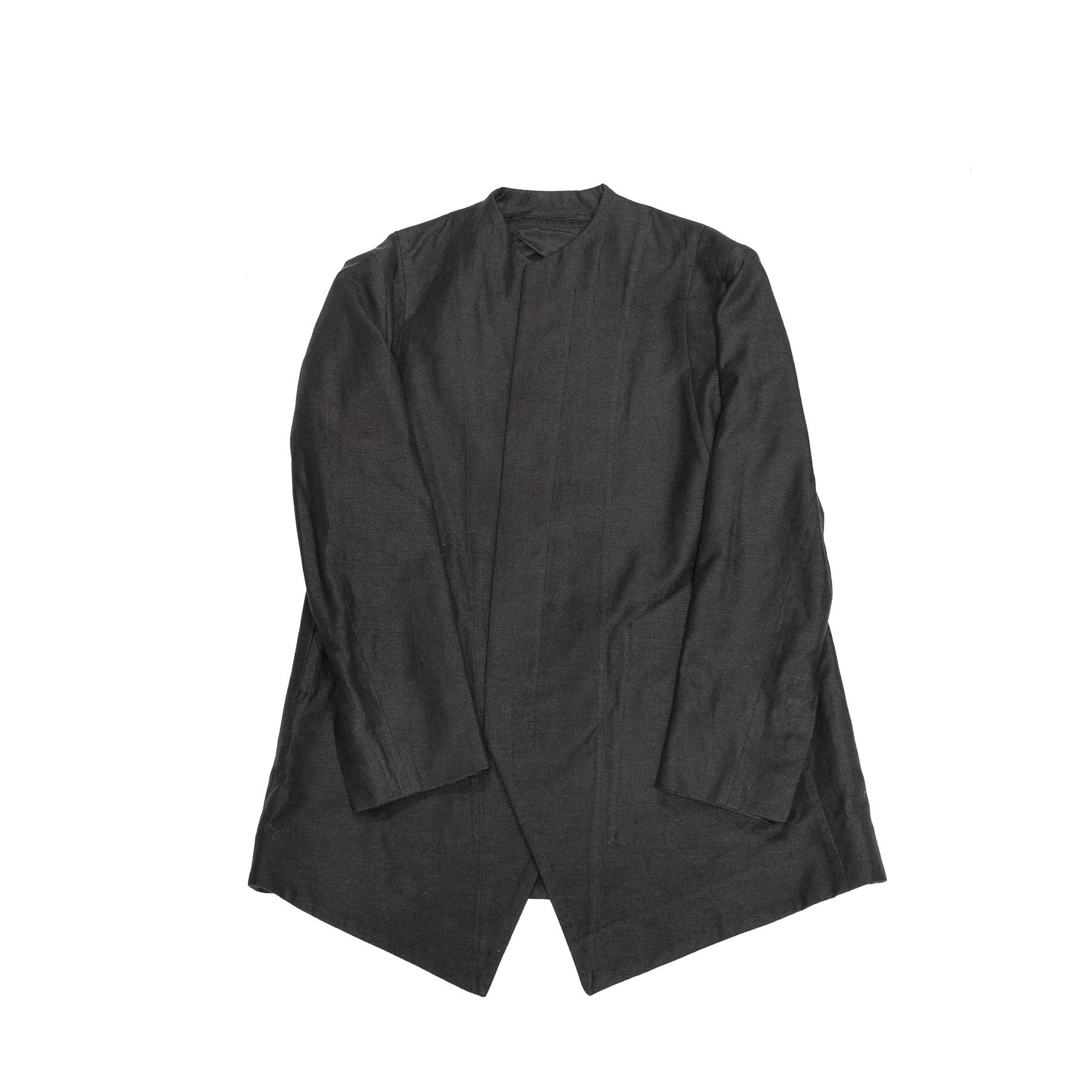 607JAM1-BLACK / エッジテーラードジャケット