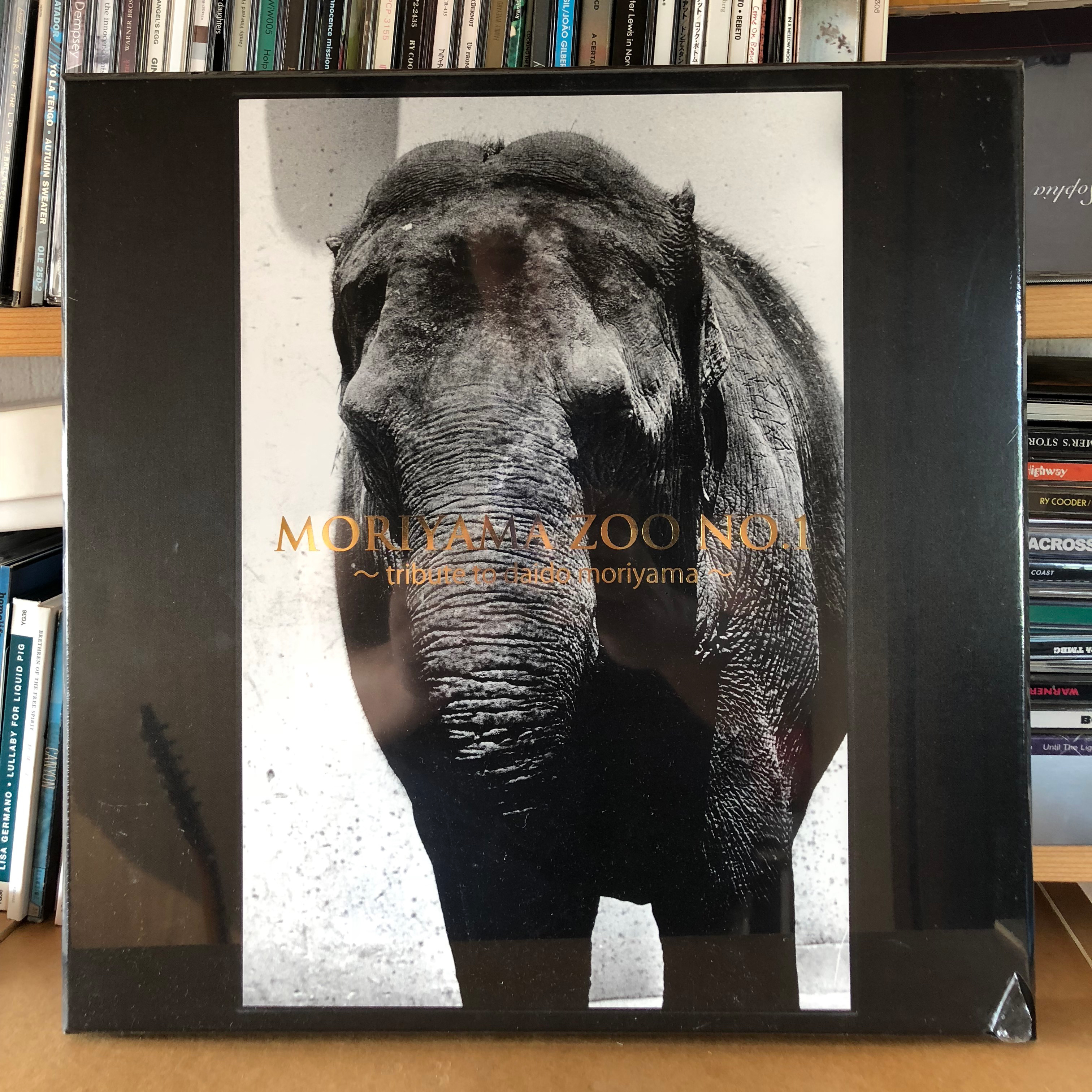 V.A『森山大道/ Daido Moriyama:Moriyama Zoo No.1』(Powershovel Audio)